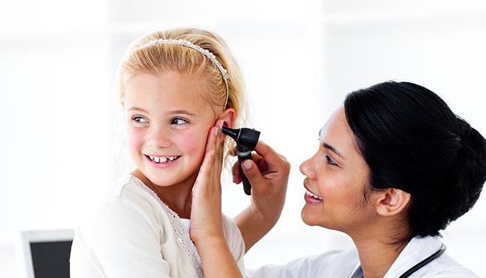 Ear Immunity Check