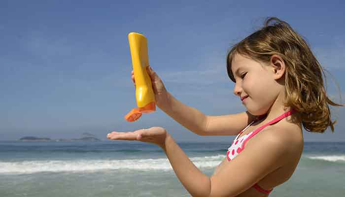 Sunburn Protection